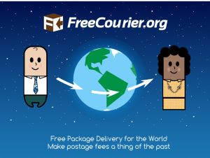FreeCourier.org Free Shipping for the World