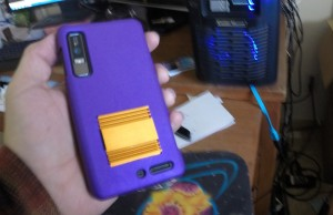 Heat Sink Phone Case