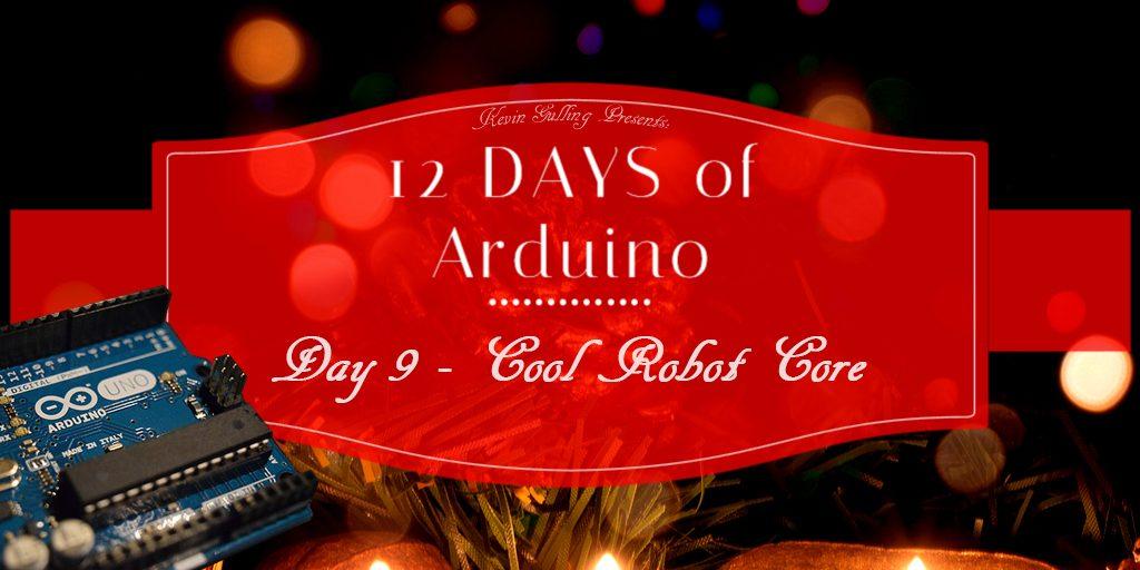 day9 arduino r3 robot core