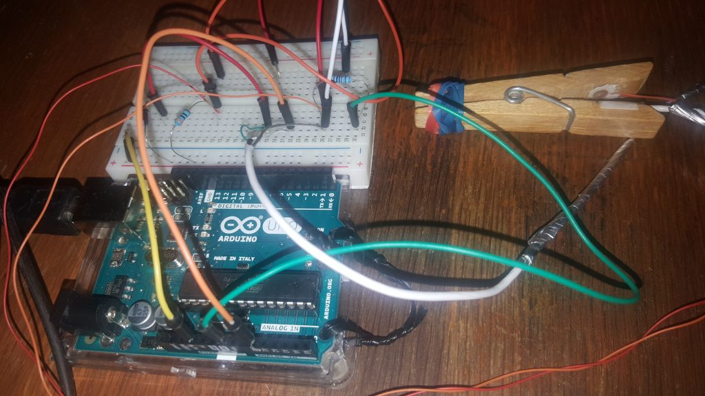 diy pulse oximeter
